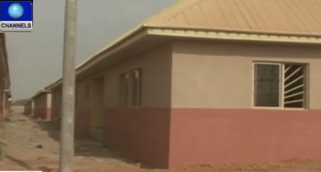 FG Plans N40 Billion Affordable Housing For Low Income Earners