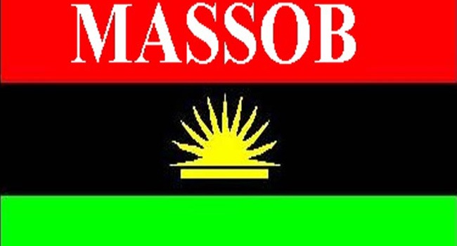 MASSOB Members Stage Peaceful Procession To Mark Anniversary