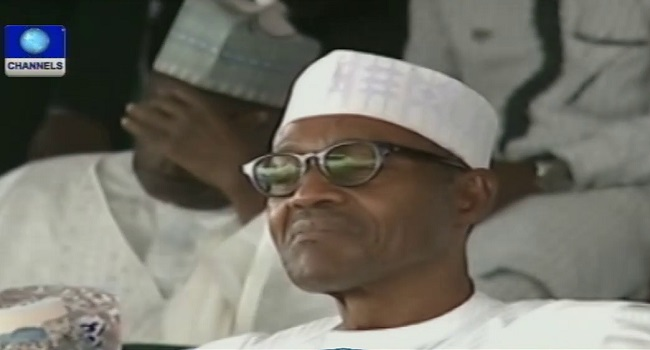 Buhari Urges Nigerians To Go Out En Masse And Vote