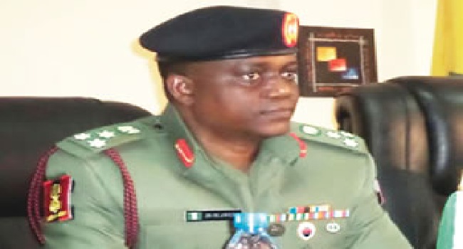 2015: NYSC DG Warns Corps  Members Against Compromise