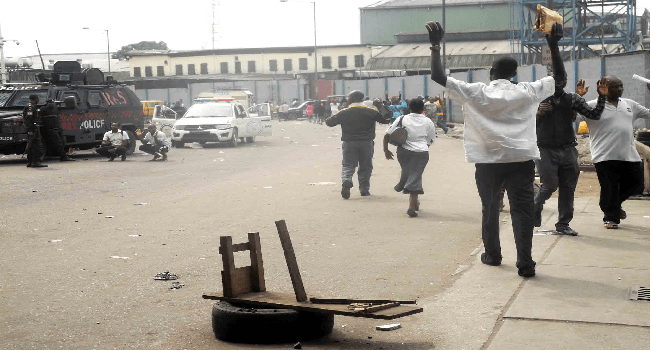 Thugs On Rampage In Oshodi, Other Parts Of Lagos