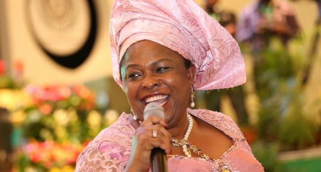 Patience Jonathan Urges Women To Vote Goodluck-Sambo Ticket