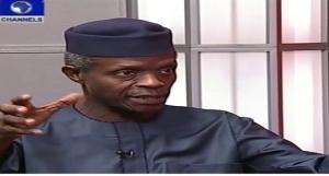 Osinbajo Assures Nigerians Of Ending Insurgency Soon
