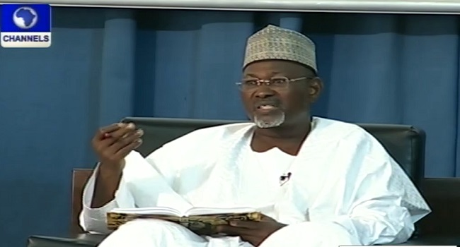 Jega Says Voters' Presence After Voting Makes Process Transparent