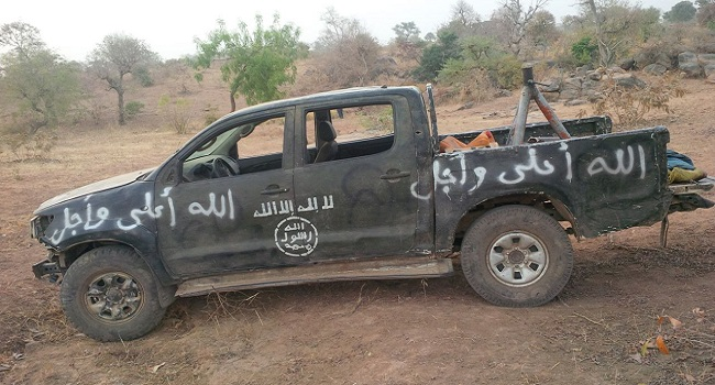 Military Recovers Smart Card Reader From Boko Haram, Kills 3