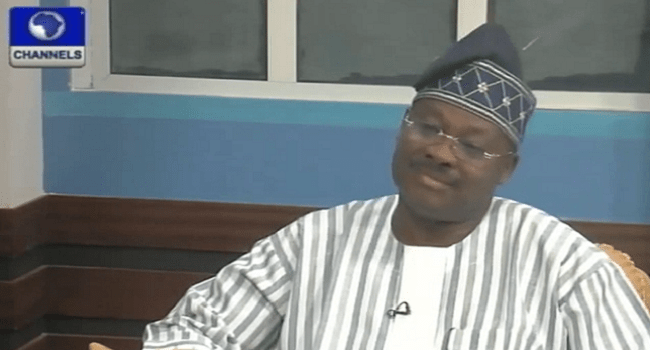 Governor Ajimobi Pledges To Ensure Peace After Polls