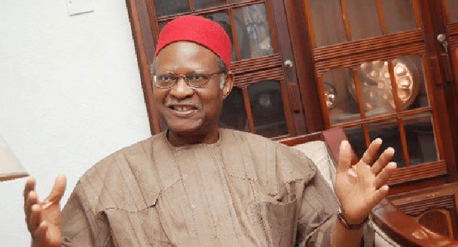 FG Needs To Proffer Solutions To Nigeria's Economic Crisis – Anyaoku
