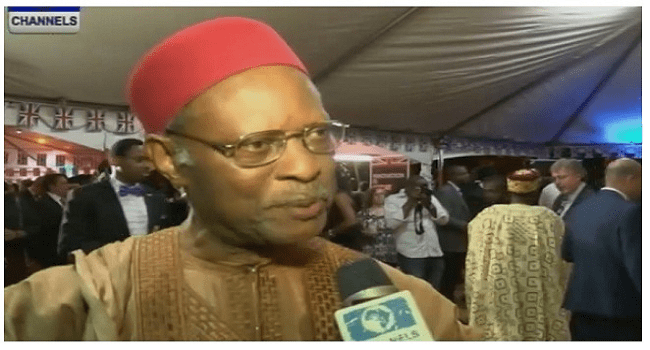 Anyaoku Tasks Candidates On Peace Pact