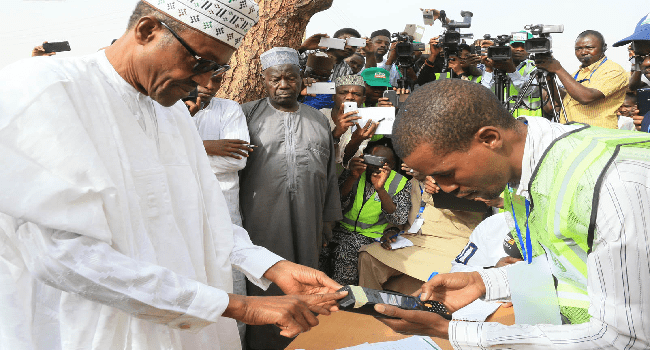 Buhari Expresses Satisfaction With Conduct Of Polls