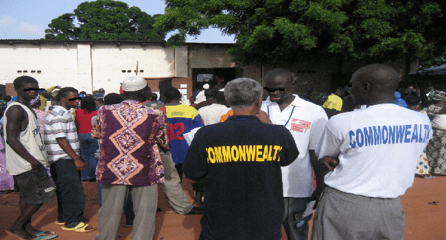 2015 Elections: Commonwealth Observers Will Not Go To North-East