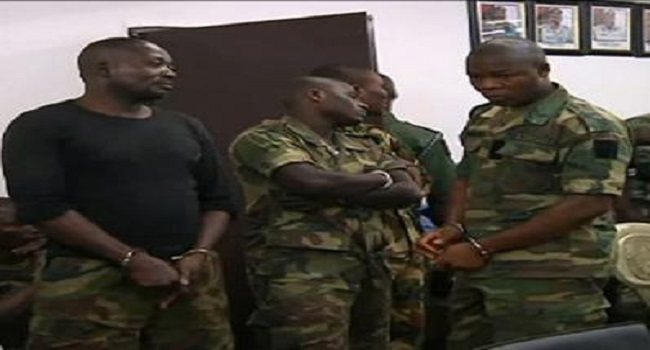 Court Stays Execution Of Court Martialled Soldiers