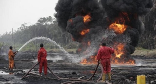 Warri Pipeline Vandalism Is 'Sabotage And Terrorism' – Navy Chief