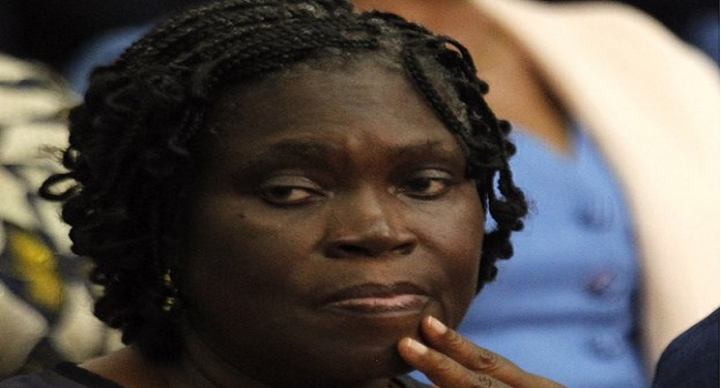 Ivory Coast's Former First Lady, Simone Gbagbo, Jailed