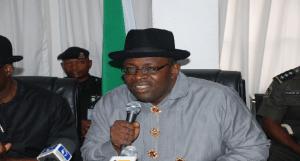 Bayelsa governor seriake dickson