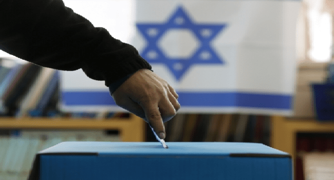 Israel Prepares For Election