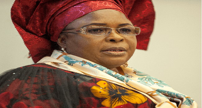 Only Jonathan Can Take Care Of Nigerian Women- First Lady