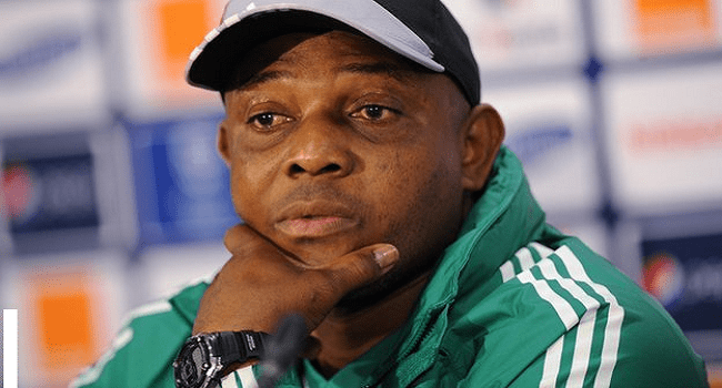 NFF Mandates Amodu To Work With Keshi