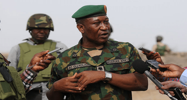Military Denies Report Of Discord With Allied Forces