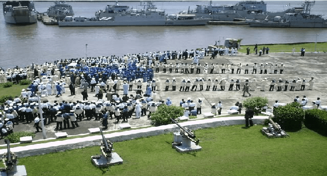 Nigerian Navy Assures Travelers Of Security During Election