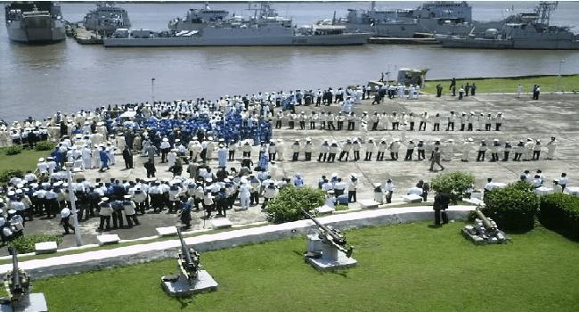 FG Promises More Funding For Nigerian Navy Before Handover