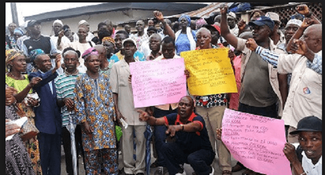 Ogun Workers Commence 3 Days Warning Strike