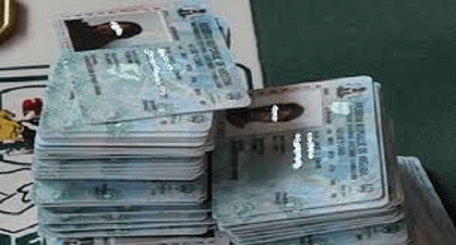 555 PVCs Of Dead Persons Found In Ogun State