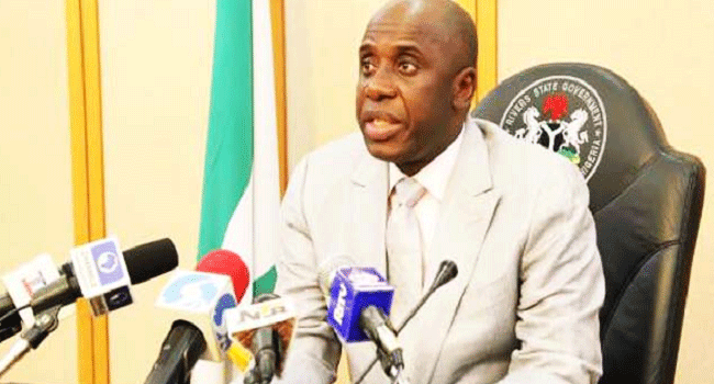 Amaechi Denies Rift With Rivers Assembly Members