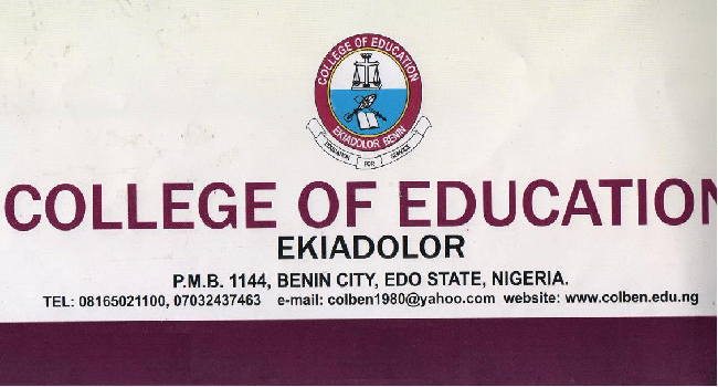University of Education Ekiadolor Lecturers Resume Strike