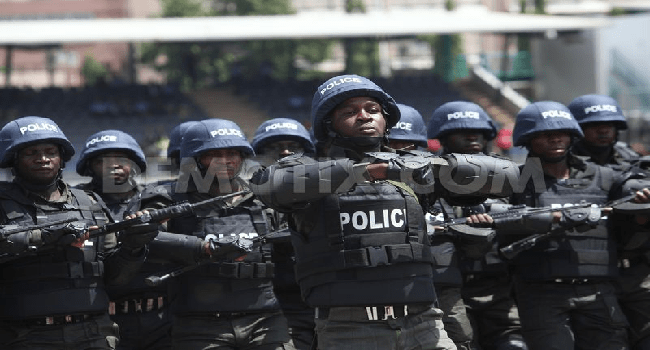 Kano Police Deploy Troops For Election