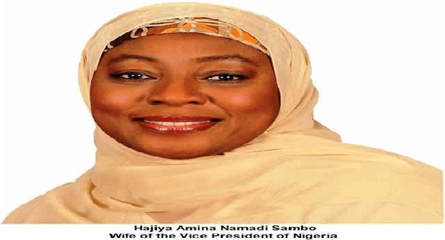 VP's Wife Assures Women Of More Political Participation