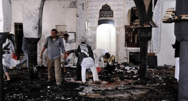 Yemen Crisis: Scores Die In Sanaa Mosques' Bomb Attacks