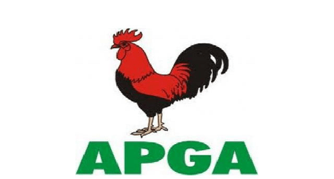 APGA Holds Mega Governorship Rally In Aba