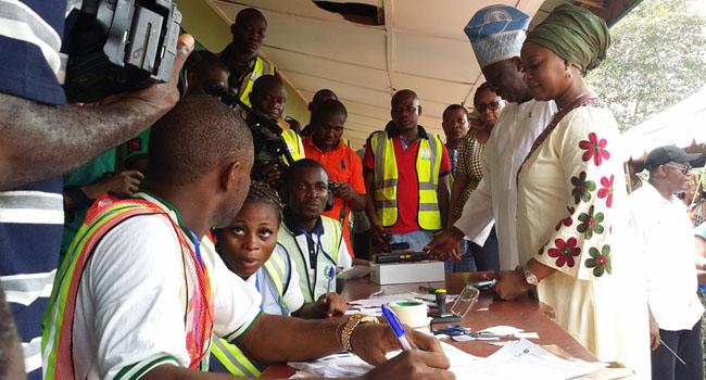 Image result for PDP, LP seek cancellation of Ogun LG poll