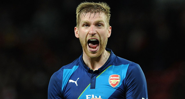 Mertesacker To Become Arsenal Academy Manager