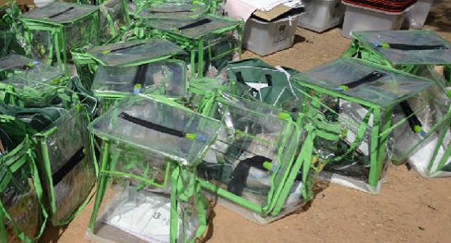 Army Recovers 8 Ballot Boxes, 310 PVCs In Delta State