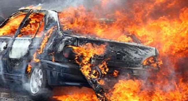 Explosion Rips Through Borno Market, Four Injured