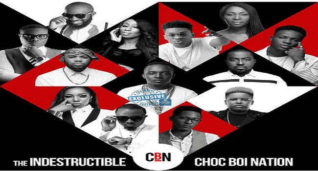 Chocolate City Unveils Artwork For Joint Album