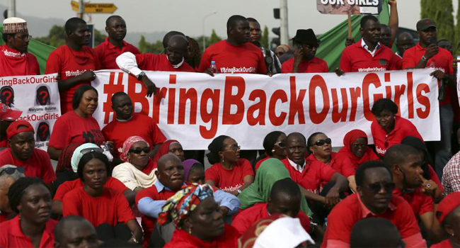Chibok Girls Remembered One Year After Abduction