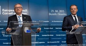 EU-on-Mediterranean Migrants