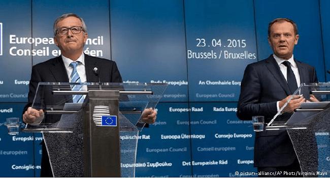 Mediterranean Migrants Crisis: EU Pledge Triple Fund For Rescue
