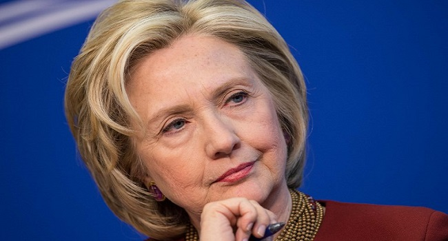 Hillary Clinton Gets Required Delegates For Democratic Nomination