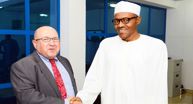 War Against Terrorism: Israel Pledges Support For Buhari
