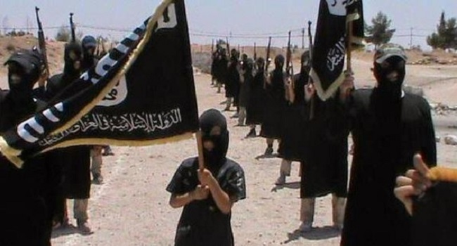 South Africa Detains Teenager Trying To Join Islamic State