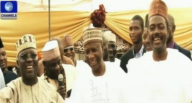 Al-Makura, Maku, Agabi Solicit For Votes At Mada Festival