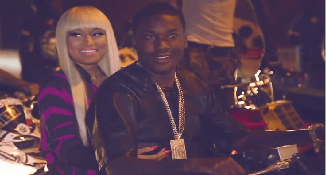 Love In Rap Heaven! Nicki Minaj Displays BIG Engagement Ring