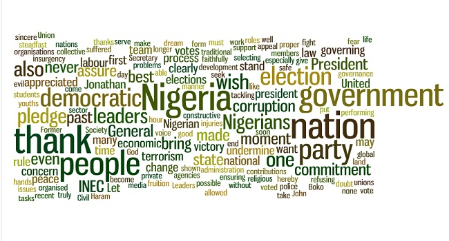 Muhammadu Buhari acceptance