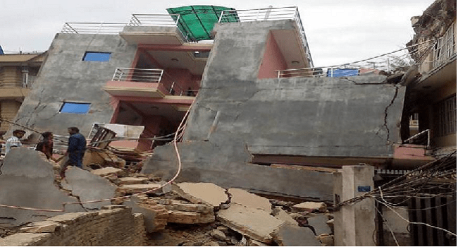 UN Says At Least 8mn Affected By Nepal Earthquake