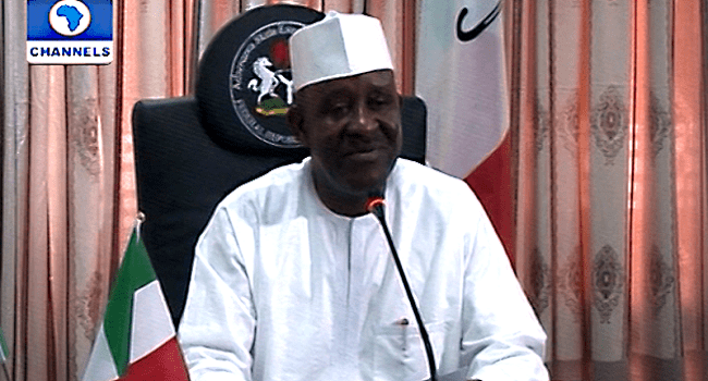 EFCC Remands Former Adamawa Governor, James Ngilari In Custody