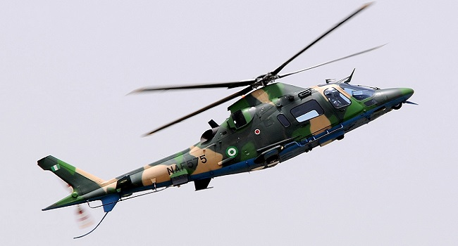 Lagos Military Helicopter Accident Caused By Hydraulic Failure – Airforce