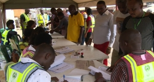Nigerian voters - Bayelsa State elections